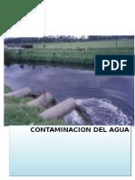 Contaminación Del Agua Final