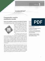 Cap1 - Qué Es La Economía - Pg 1-32