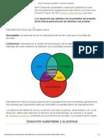 ¿Qué es el desarrollo sustentable_ ~ Desarrollo Sustentable