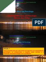 codigo-etico Sociedad Mexicana de Psicología