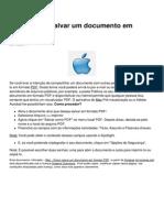 Mac Como Salvar Um Documento Em Formato PDF 6440 Mr89ce