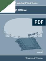 Installation Manual 98 126844 D