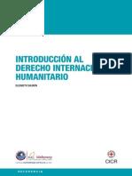 introduccion al  derecho internacional humanitario Internacional Humanitario 2012 3