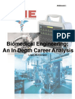 biomedical engineering career analysis