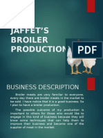 JAFFET'S BROILER PRODUCTION.ppt
