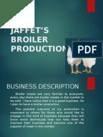 JAFFET'S BROILER PRODUCTION.ppt