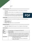 Shiva Sailpoint Resume