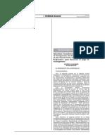DS N°343-2014-EF Autorizan transferencia pago Jerárquicos