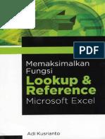 Memaksimalkan Fungsi LOOKUP & Reference Microsoft Excel 2007