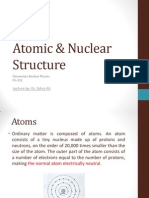 01-Atomic n Nuclear Structure
