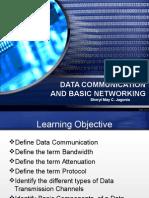 Data Communication Basic Networking