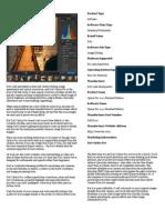Photo-editing Softwares