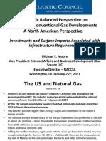 Pipeline Gas Development Michael_Moore