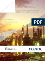 Prediction of Project Performance-Fluor