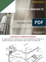 CLASE Zapatas Aisladas