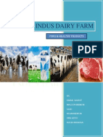 Business Plan INDUS Dairy Farm