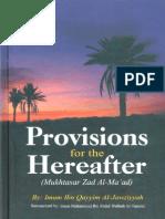 Zaad Al Maad By Imam Ibn Qayyim