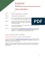 Application Form Y20Summit2015 IYD w3ys
