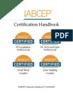 NABCEP_Certification_Handbook_V7.2_06.09.14