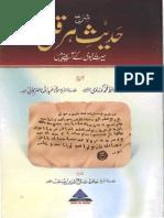 Sharah Hadees E Harqal Seerat E Nabavi Kay Ainay Mein