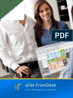 eZee FrontDesk_Brochure
