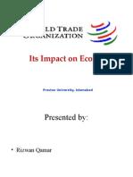 impact of wto on economy