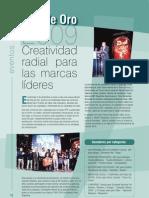 2009 Creatividad
