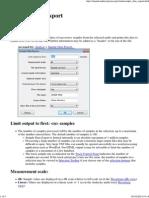 Sample Data Export inAudacity