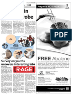 Survey on youths uncovers interesting info
