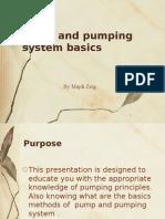 Pumps Basics