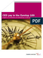 2014 CEO Pay in the Eurotop 100