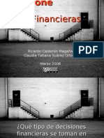 01 Decisiones Financieras