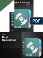 Pocket Informant Go! 2.5 User Manual