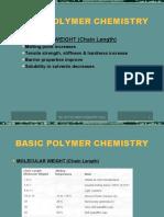 -Basic Polymer Chemistry, Part 2