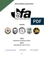 BFA Constitution