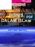 Jual Beli Dalam Islam 2010