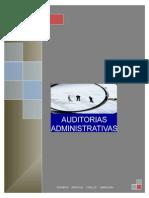AUDITORIA ADMON