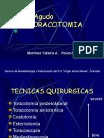 Dolor Agudo Postoracotomia2
