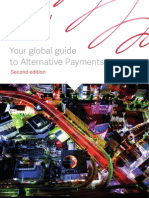2014 Worldpay Alternative Payments 2nd Edition Report