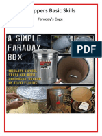 Preppers Basic Skills - Faraday's Cage