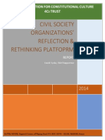 Final Report (Long Version) of Kenyan Civil Society Reflection Platform