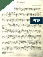 Bach,J.S._chacona Tran. Segovia