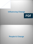 Self-management the Influence Edge and Change