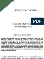 Enfermedad de Alzheimer Exposicion