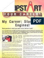 JUMPSTART Your Career! January 2007 Vol. 3