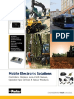 Brochure Mobile Electronic Solutions HY33-5050-US