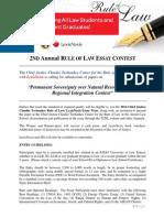 2014 Rule of Law