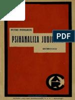 psihanaliza judiciara
