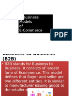 chapter 2- Business models of e-commerce