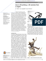 Innovations in 3D Printing a 3D Overview From